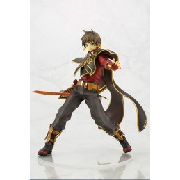 TALES OF ZESTIRIA - SOREY BLACK AND RED ANI STATUE 20CM FIGURE
