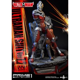 ULTRAMAN SUIT VERSION 7.2 62CM RESINA STATUA FIGURE