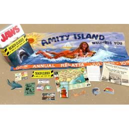 JAWS AMITY ISLAND SUMMER OF 75 KIT SET DA COLLEZIONE
