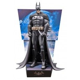 FACTORY ENTERTAINMENT BATMAN ARKHAM ASYLUM PREMIUM MOTION STATUE 22 CM RESIN FIGURE