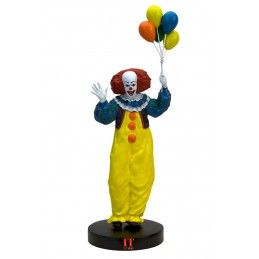 IT PENNYWISE PREMIUM MOTION STATUE 35 CM RESIN FIGURE
