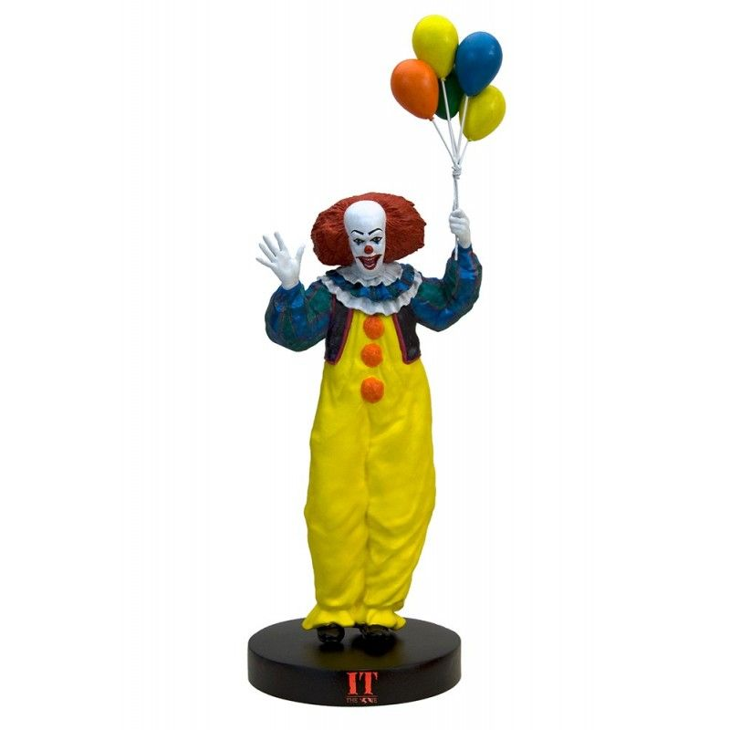 FACTORY ENTERTAINMENT IT PENNYWISE PREMIUM MOTION STATUE 35 CM RESIN FIGURE