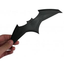 BATMAN BATARANG LARP REPLICA IN GOMMA 25CM