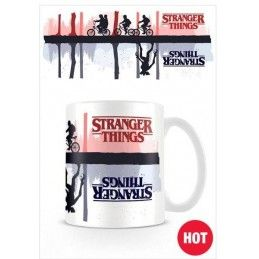 STRANGER THINGS TWO FACE MUG TAZZA PYRAMID INTERNATIONAL