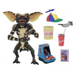 GREMLINS - ULTIMATE GAMER GREMLINS DELUXE ACTION FIGURE NECA