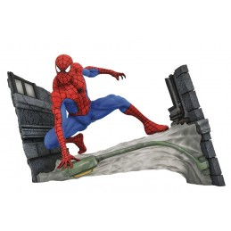 SPIDER-MAN MARVEL COMICS GALLERY 20CM FIGURE STATUE