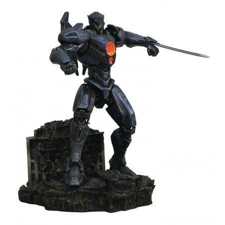 PACIFIC RIM UPRISING GALLERY PVC STATUE GIPSY AVENGER FIGURE 25 CM