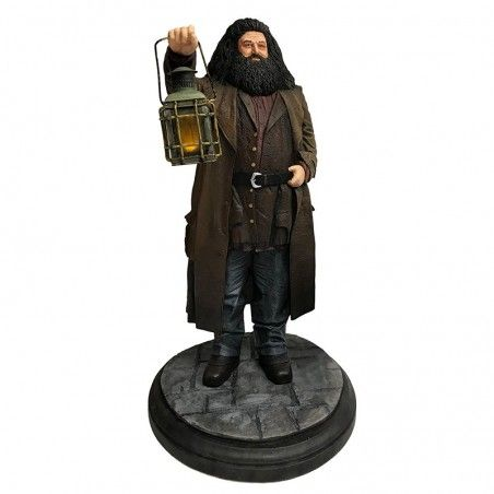 HARRY POTTER HAGRID PREMIUM MOTION STATUE 25 CM RESIN FIGURE