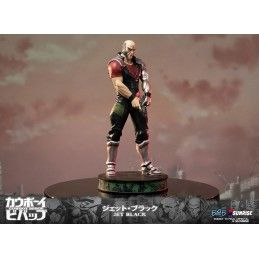 COWBOY BEBOP JET BLACK STATUE FIGURE FIRST4FIGURES