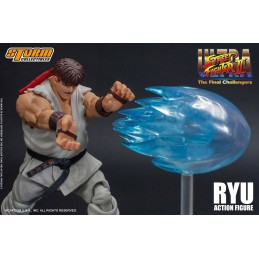 ULTRA STREET FIGHTER II: THE FINAL CHALLENGERS - RYU 1/12 ACTION FIGURE STORM COLLECTIBLES