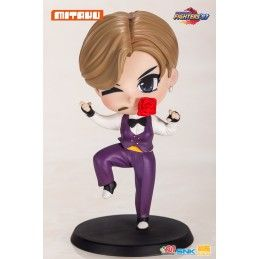KING OF FIGHTERS 97 KING CHIBI STATUE MINI FIGURE