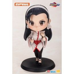 Gantaku KING OF FIGHTERS 97 CHIZUNU KAGURA CHIBI STATUE MINI FIGURE