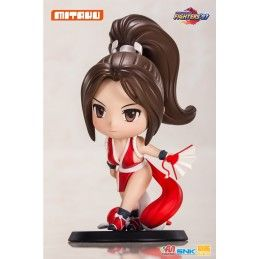 KING OF FIGHTERS 97 MAI SHIRANUI CHIBI STATUE MINI FIGURE Gantaku