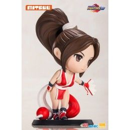 KING OF FIGHTERS 97 MAI SHIRANUI CHIBI STATUE MINI FIGURE