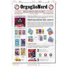ORGOGLIONERD - AREA STAMPA GIOCO DA TAVOLO ITALIANO