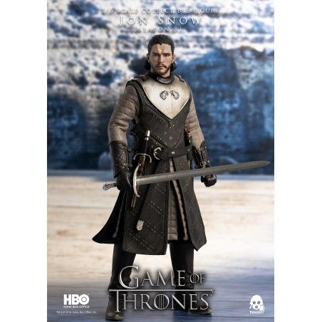 "GAME OF THRONES - IL TRONO DI SPADE - JON SNOW 12"" 30 CM ACTION FIGURE"