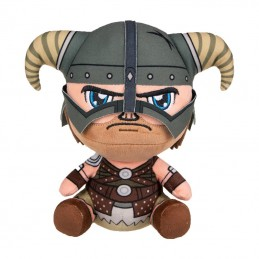 SKYRIM - DRAGONBORN PUPAZZO PELUCHE 20CM PLUSH FIGURE GAYA ENTERTAINMENT