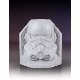 STAR WARS STORMTROOPER STONEWORKS BOOKENDS FERMALIBRI LIMITED RESIN FIGURE GENTLE GIANT