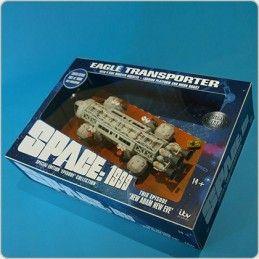SPACE SPAZIO 1999 - EAGLE TRANSPORTER DIE CAST REPLICA FIGURE