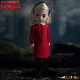 LIVING DEAD DOLLS LDD CHILLING ADVENTURE OF SABRINA ACTION FIGURE