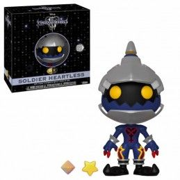 KINGDOM HEARTS 3 FUNKO FIVE STAR - SOLDIER HEARTLESS 9 CM VINYL FIGURE FUNKO