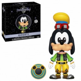 KINGDOM HEARTS 3 FUNKO FIVE STAR - GOOFY PIPPO 9 CM VINYL FIGURE
