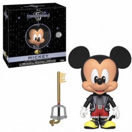 KINGDOM HEARTS 3 FUNKO FIVE STAR - MICKEY TOPOLINO 9 CM VINYL FIGURE