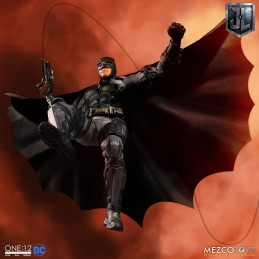 DC COMICS BATMAN TACTICAL SUIT CLOTH ONE:12 ACTION FIGURE
