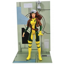 MARVEL SELECT X-MEN ROGUE ACTION FIGURE