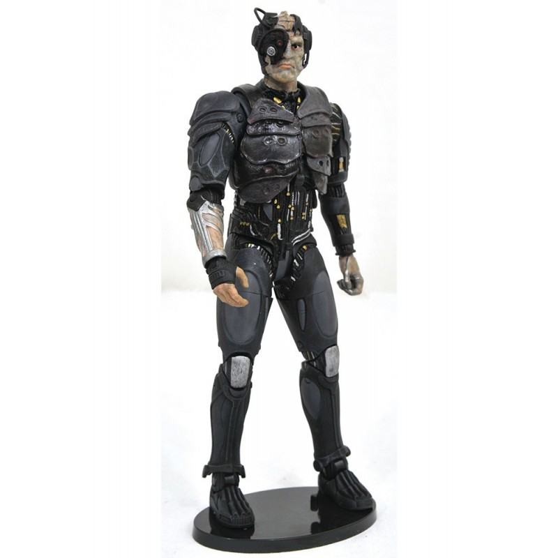 STAR TREK THE NEXT GENERATION - BORG ACTION FIGURE