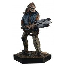 EAGLEMOSS THE ALIEN AND PREDATOR FIGURINE COLLECTION ROLAND NOLAND (PREDATORS) FIGURE