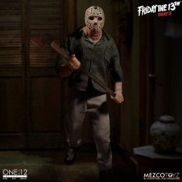 MEZCO TOYS FRIDAY THE 13TH - JASON VOORHEES CLOTH ONE:12 ACTION FIGURE