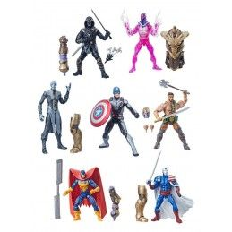 MARVEL LEGENDS AVENGERS ENDGAME THANOS - CAPTAIN AMERICA ACTION FIGURE HASBRO