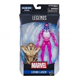 MARVEL LEGENDS AVENGERS ENDGAME THANOS - LIVING LASER VIVENTE ACTION FIGURE HASBRO