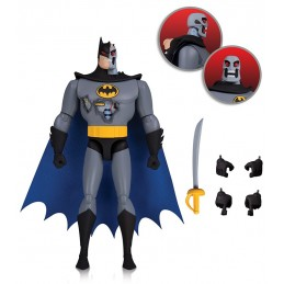 BATMAN THE ANIMATED SERIES - HARDAC ACTION FIGURE