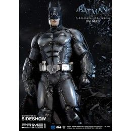 BATMAN ARKHAM ORIGINS - BATMAN RESIN 86 CM STATUE FIGURE IN RESINA PRIME 1 STUDIO