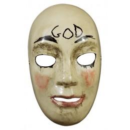 LA NOTTE DEL GIUDIZIO - THE PURGE - ANARCHY GOD MASK MASCHERA