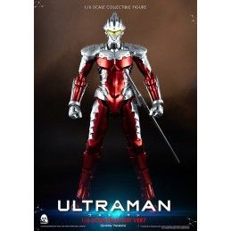 ULTRAMAN 1/6 SUIT ANIME VERSION 7 30 CM ACTION FIGURE THREEZERO