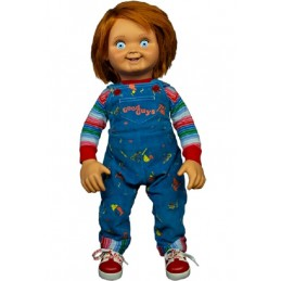 CHUCKY CHILD'S PLAY 2 - GOOD GUY DOLL WITH BOX 90 CM REPLICA FIGURE