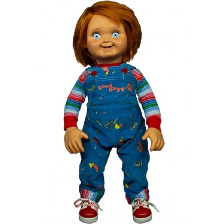 CHUCKY CHILD'S PLAY 2 - GOOD GUY DOLL WITH BOX 74 CM REPLICA FIGURE