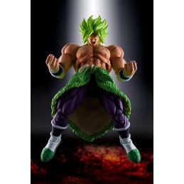 DRAGON BALL SSS BROLY FULLPOWER S.H. FIGUARTS ACTION FIGURE