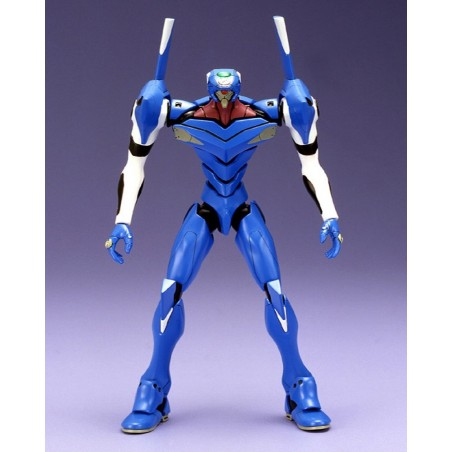 EVANGELION EVA 00 PROTO TYPE BLUE MODEL KIT ACTION FIGURE