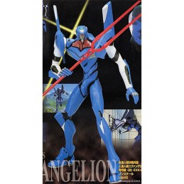 EVANGELION EVA 00 PROTO TYPE BLUE MODEL KIT ACTION FIGURE BANDAI