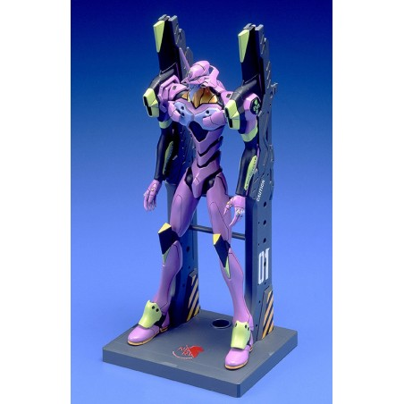 EVANGELION EVA 01 TEST TYPE MODEL KIT ACTION FIGURE