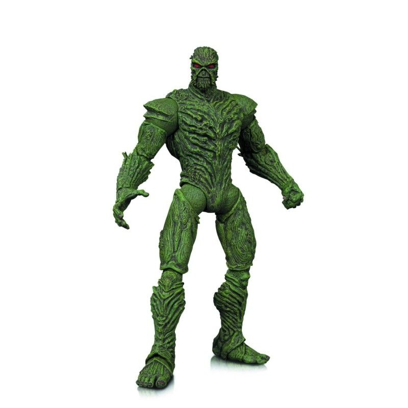 DC COLLECTIBLES DC COMICS ESSENTIALS - SWAMP THING ACTION FIGURE