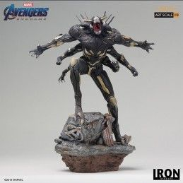 AVENGERS ENDGAME - OUTRIDER BDS ART SCALE 1/10 STATUE 29 CM FIGURE