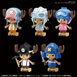 ONE PIECE CHOPPER ROBO 20TH ANNIVERSARY MODEL KIT ACTION FIGURE