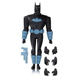 THE NEW BATMAN ADVENTURES - ANTI FIRESUIT BATMAN ACTION FIGURE DC COLLECTIBLES