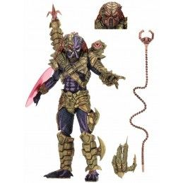 PREDATOR - ULTIMATE LASERSHOT PREDATOR ACTION FIGURE NECA