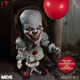 IT - PENNYWISE DESIGNER SERIES DELUXE 15 CM ACTION FIGURE